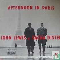 Afternoon in Parijs