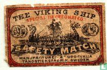 The Viking ship (Sweden)