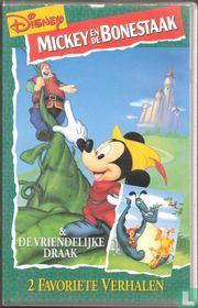 Mickey en de bonestaak + De vriendelijke draak