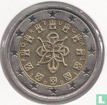 Portugal 2 euro 2002