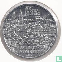 "Oostenrijk 10 euro 2008 (Special Unc) ""Klosterneuburg Abby"""