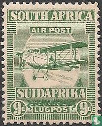 Post vliegtuig