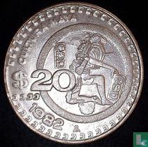 Mexico 20 pesos 1982