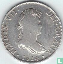 Mexico 8 reales 1814