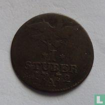 Oost-Friesland 1 stuber 1772