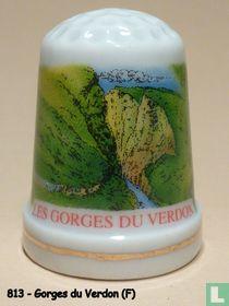 Les Gorges du Verdon (F)