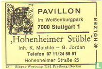 Pavillon Im Weissenburgpark - K.Maichle