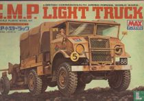Canadian Chevrolet 15-CWT Truck with 6 Pdr