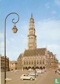 Arras, L'Hôtel de Ville