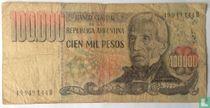 Argentinië 100.000 Pesos 1979
