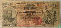 Argentinië 1 Peso 1888