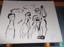 4 figuren