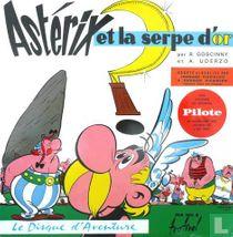 Asterix et la serpe d'or