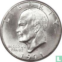 Vereinigte Staaten 1 Dollar 1971 (Silber)