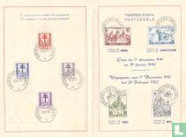 Kruis van Lotharingen en kastelen
