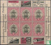 Johannesburg Internationale Briefmarkenausstellung