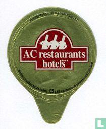 AC restaurants hotels***