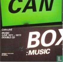 Music (Live 1971-1977)