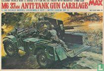 Dodge 3/4 ton WC-55 With M6 37mm AT Gun