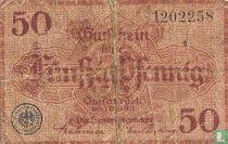 Germany 50 pfennig 1911