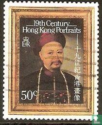 19e Eeuwse Portretten uit Hong Kong