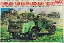 Dodge 3/4 ton WC-56,57 Command Car