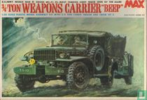 """Dodge 3/4 ton C-51 Weapons carrier """"Beep"""""""