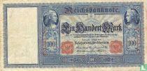 Germany 100 mark 1908