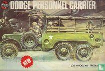 Dodge 1 1/2 ton Personnel Carrier (WC-62)