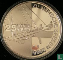"Aruba 25 florin 2000 (PROOF) ""Summer Olympics in Sydney"""