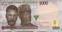 Nigeria 1.000 Naira 2011