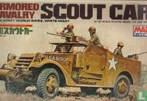White Armoured Scout Car M3A1