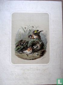 Lithographies  ca. 1840