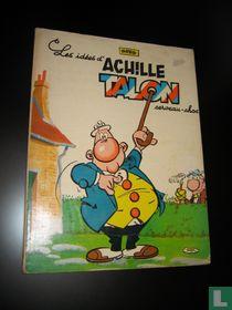 Les idees d'Achille Talon cerveau choc