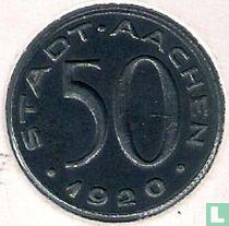 Aachen 50 Pfennig 1920