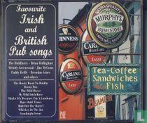Favourite Irish and British Pub Songs