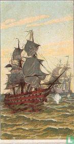 Zeilschip uit de 16 de Eeuw