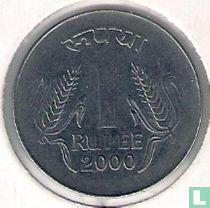 Inde 1 roupie 2000 (Calcutta)