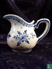 Melkkan 8,5 cm - Bloemen - De Porceleyne Fles