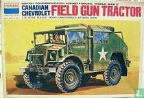 Canadian Chevrolet Field Gun Tractor