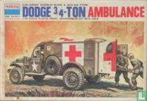Dodge Ambulance WC-54