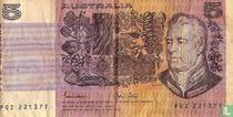 Australië 5 Dollars ND (1979)