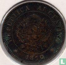 Argentinië 1 centavo 1890
