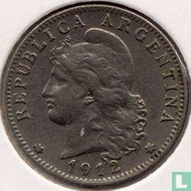 Argentinië 20 centavos 1912