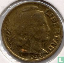 Argentinië 5 centavos 1948