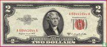 Verenigde Staten 2 dollars 1953