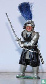 Sir Modred Standing