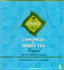 Camomile & Honey Tea