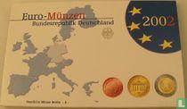 Duitsland jaarset 2002 (PROOF - A)