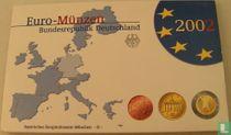 Duitsland jaarset 2002 (PROOF - D)